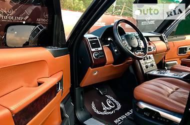 Land Rover Range Rover AUTOBIOGRAPHY 2012