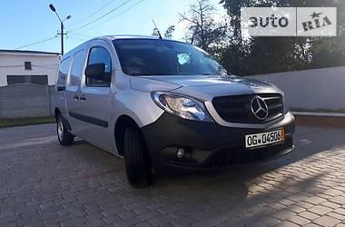 Mercedes-Benz Citan Maxi 2014