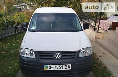 Volkswagen Caddy пасс. 2.0 2005