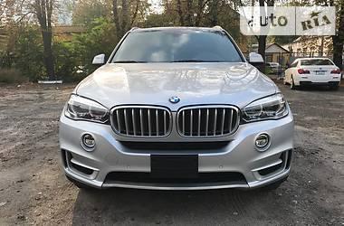 BMW X5 3.5 XDrive 2018 2017