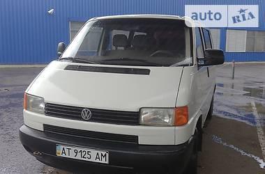 Volkswagen T4 (Transporter) пасс. 1.9. 1998