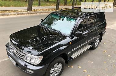 Toyota Land Cruiser 100 VIP 2003