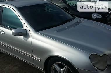 Mercedes-Benz C 200 Максимальная комплек 2001