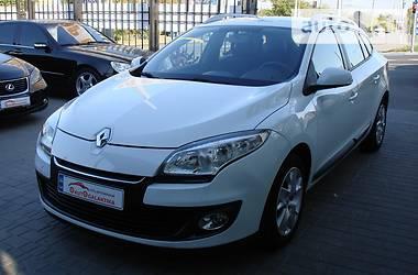 Renault Megane 2013