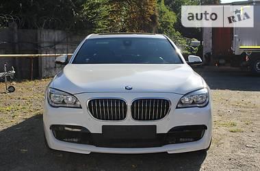 BMW 740 LI-Xdrive M 2013