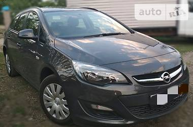 Opel Astra J cdti 2015