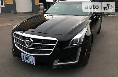 Cadillac CTS CTS4 2014