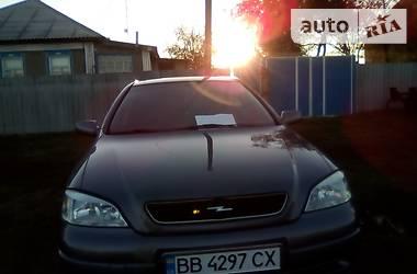 Opel Astra Coupe Bertone 2008