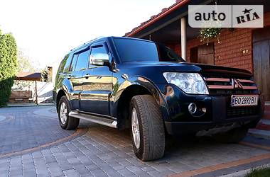 Mitsubishi Pajero Wagon 2007