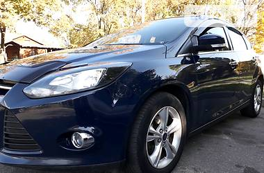 Ford Focus ecoboost 2014