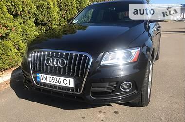 Audi Q5 Quattro 2013