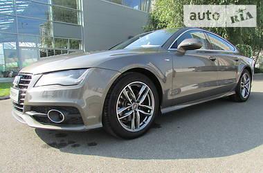 Audi A7 2.8FSI Quattro 2012