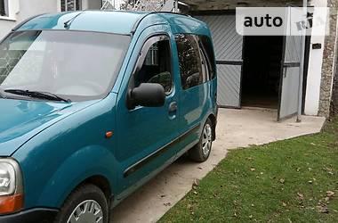 Renault Kangoo пасс. 1999