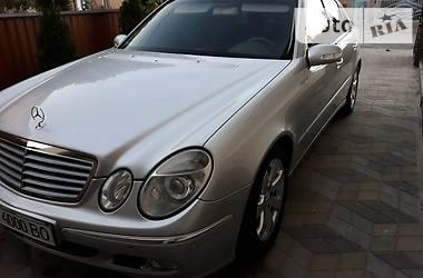 Mercedes-Benz E 320 306t.or.probig 2003
