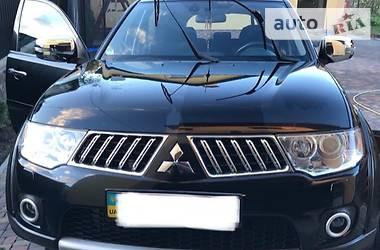 Mitsubishi Pajero Sport 2013