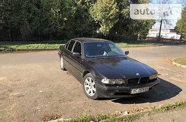 BMW 740 М 2000