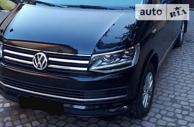 Volkswagen Caravelle 2017
