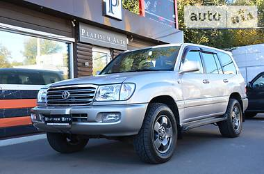Toyota Land Cruiser 100 EDITION 400 2005