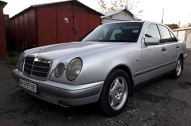 Mercedes-Benz 300 TDI,  E 1998
