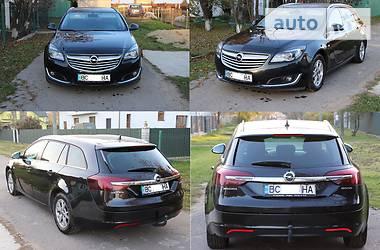 Opel Insignia ECOflex + RearCamera 2014