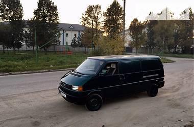 Volkswagen T4 (Transporter) груз 75 kw TDI 1999