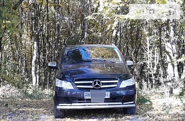 Mercedes-Benz Vito пасс. 2011