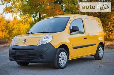 Renault Kangoo груз. Electro 2013