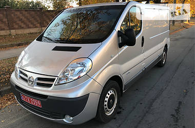 Nissan Primastar груз. Long/84 kW 2014