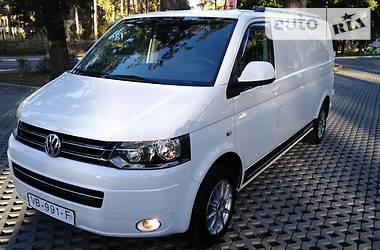 Volkswagen T5 (Transporter) груз 2013