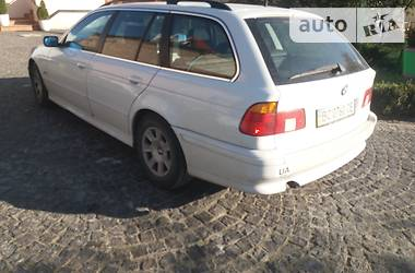 BMW 525 tds 2002
