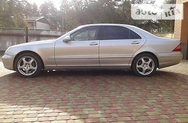 Mercedes-Benz S 320 Long 2003