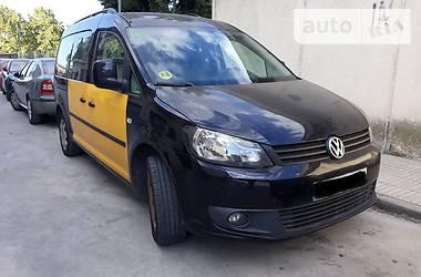 Volkswagen Caddy пасс. 1.6 MAXI 7 2013