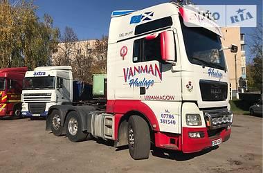 MAN TGX 26.540 2011