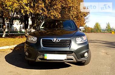 Hyundai Santa FE CRDi 4WD 2011