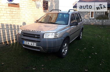 Land Rover Freelander 1.8 2001