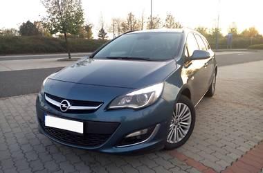 Opel Astra J 1.7 CDTI Active XEN 2013
