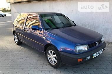 Volkswagen Golf III 1994