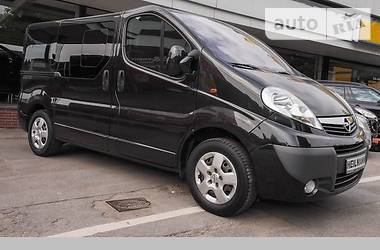 Opel Vivaro пасс.  Tour Cosmo.NAVI 2014