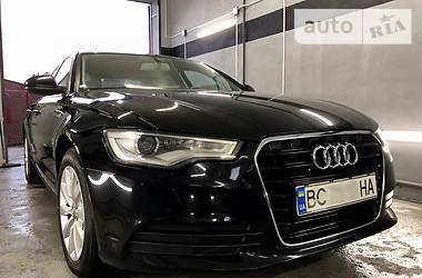 Audi A6 Black Edition 2.0TDI 2014