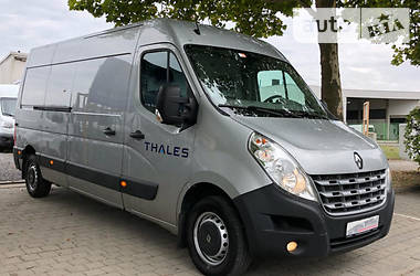 Renault Master груз. LONG 2014