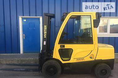 Hyster H 3.5 FT 2008