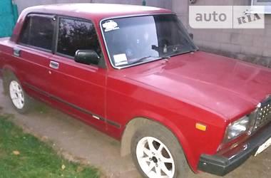 ВАЗ 2107 21072 1989