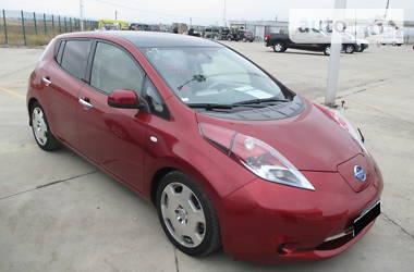 Nissan Leaf SV 2011