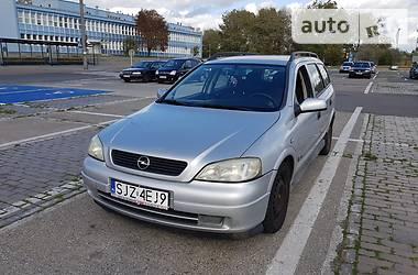 Opel Astra G 2.0 i 16V  1999