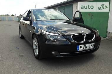 BMW 520 edition 2009