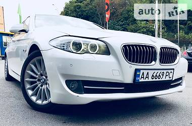 BMW 535 Active Hybrid 5 2013