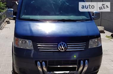 Volkswagen T5 (Transporter) пасс. легковой 2008