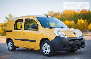 Renault Kangoo груз. Z.E electro 2013