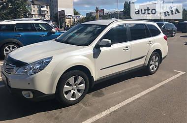 Subaru Outback awd 2011