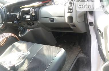 Renault Trafic пасс. 8+1 2002